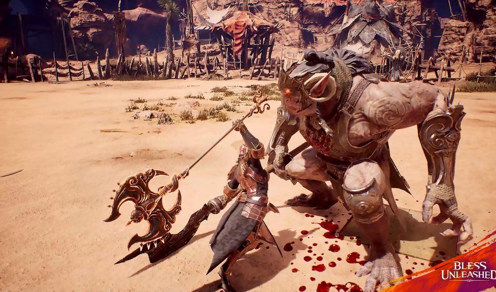 Bless Unleashed Yeni Zindan Önizlemesi ile Xbox One Beta Tarihini Duyurdu