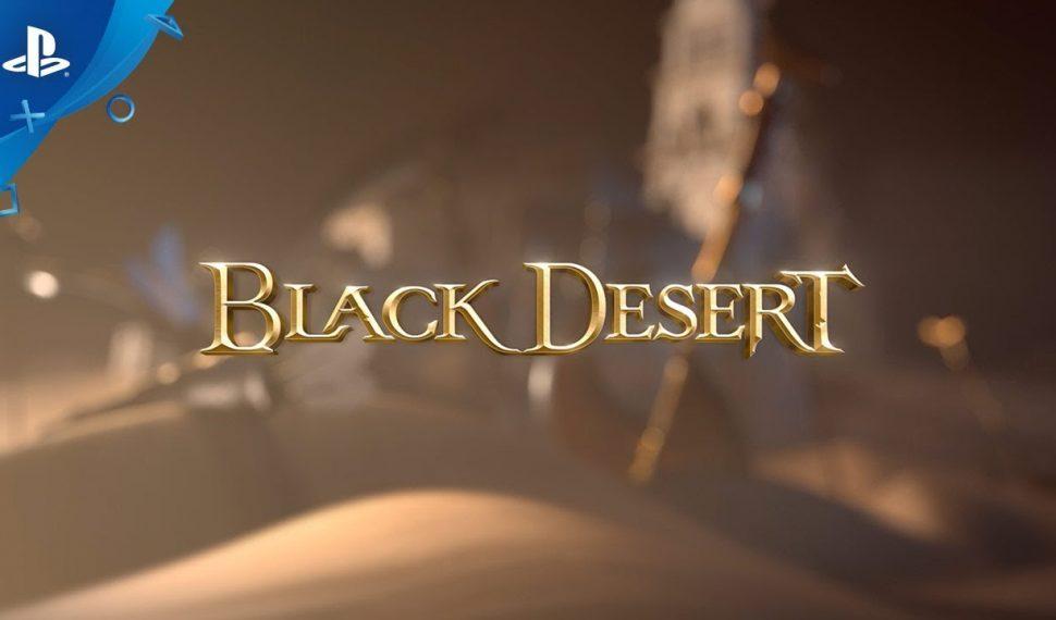Black Desert Online PS4 Çıkış Fragmanı Yayınlandı