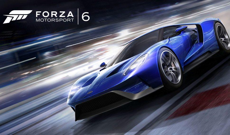 Forza 6 Tarihe Karışıyor