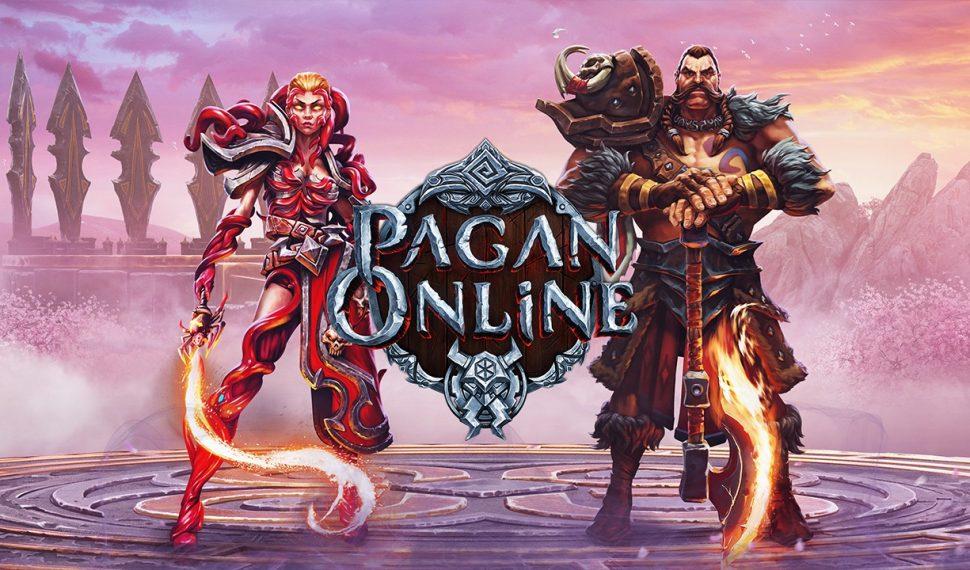 Pagan Online Resmi Olarak Steam'de Yayınlandı