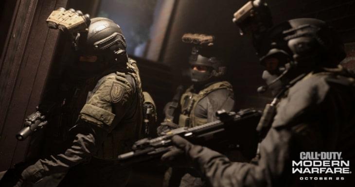 Call of Duty: Modern Warfare Açık Beta Bugün Başlıyor!