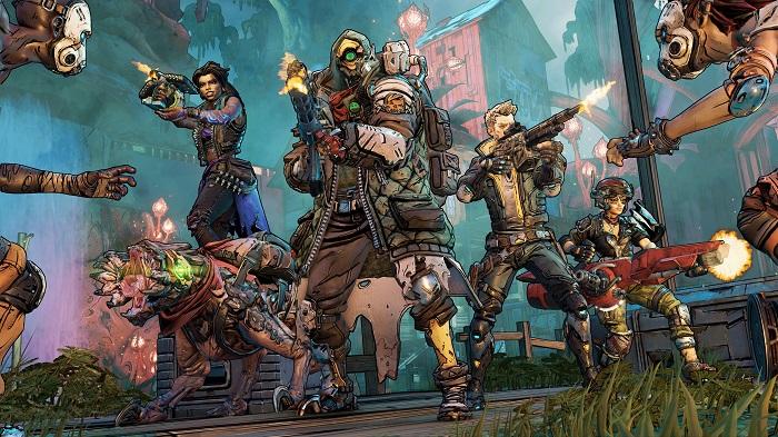2K, Gamescom 2019'da Borderlands 3 İçeriğini Duyurdu!