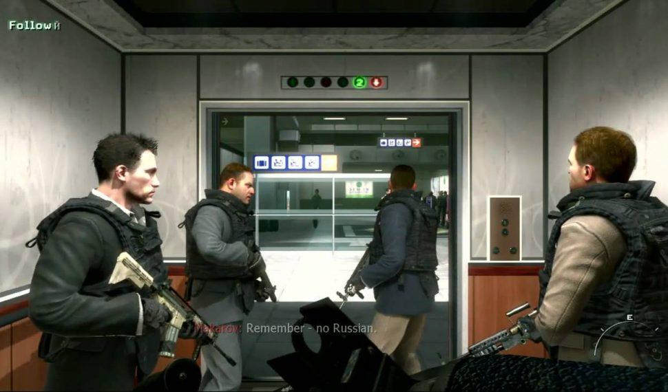 "Modern Warfare 2'nin Tartışmalı ""No Russian"" Görevi"
