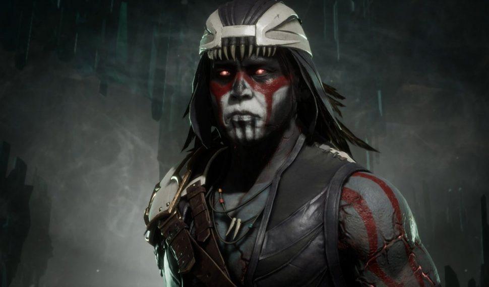 Mortal Kombat 11 Nightwolf DLC'si Çıktı