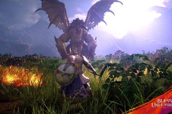 Bless Unleashed Açık Beta Kasım'da Xbox One'da