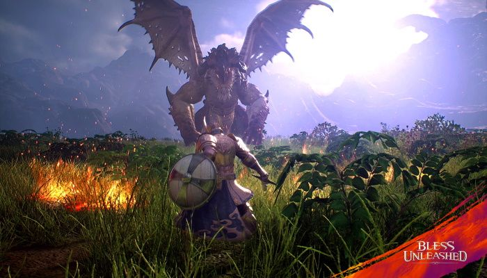 Bless Unleashed Açık Beta Kasım'da Xbox One'da